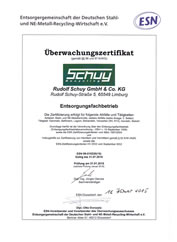 zertifikat-ESN