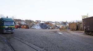 Schuy-Recycling Gelände