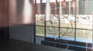 Schuy-Recycling Verwaltungsgebäude Foyer-Leuchte